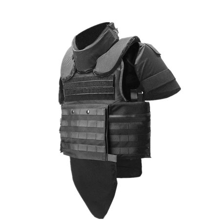 Ballistische Schutzweste SWAT Heavy 3A - Stab and Spike Protection Level 2