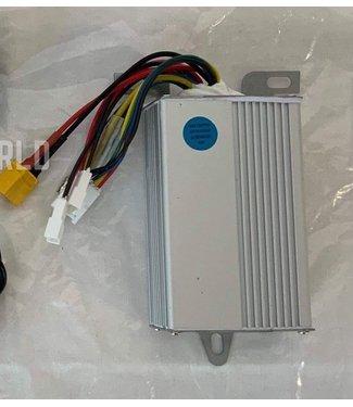 Versterkte controller voor battery pack