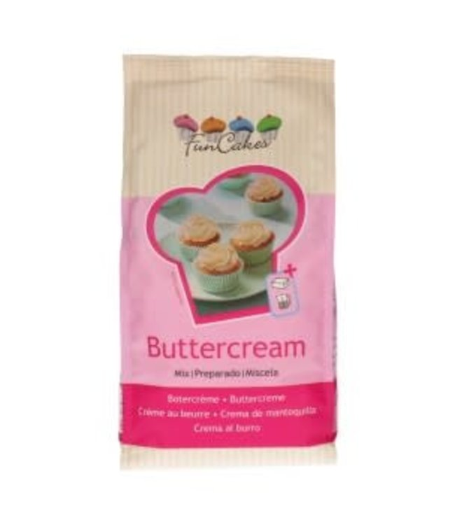 Funcakes Funcakes botercrème 1 kg