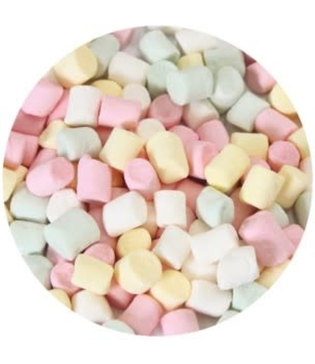 Funcakes Funcakes mini marshmallows 50 gr.