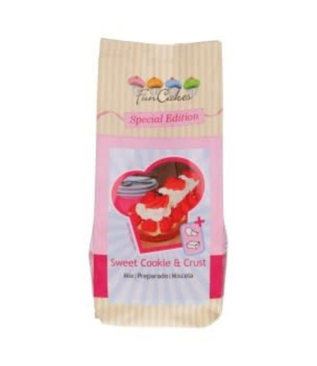 Funcakes Funcakes special edition mix voor sloffenbodem 500 gr.