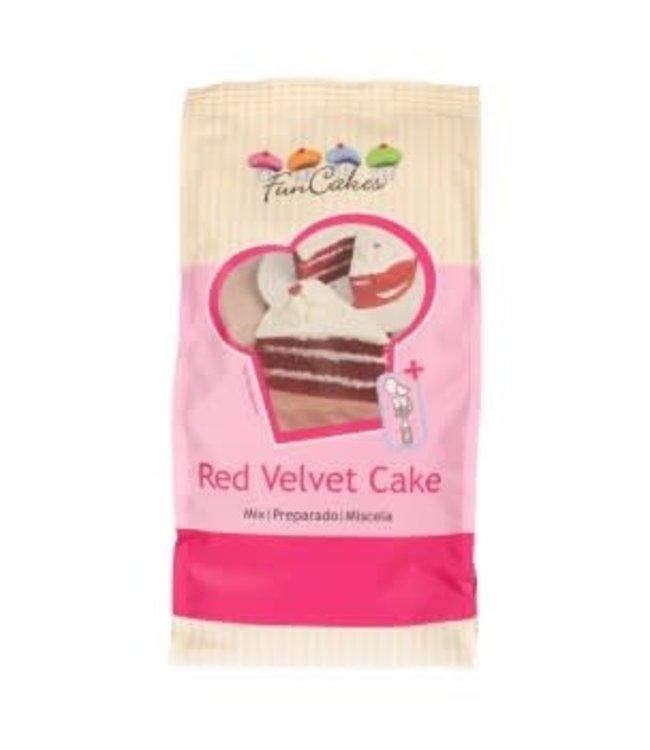 Funcakes Funcakes red velvet cake 1 kg