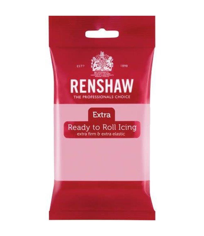 Renshaw Renshaw rolfondant pink 250 gr.