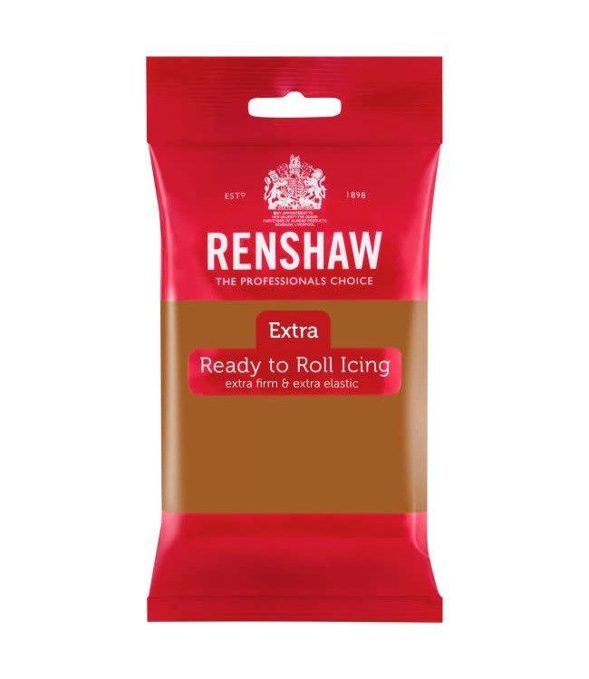 Renshaw Renshaw fondant Pro teddy bear bruin 250 gr.