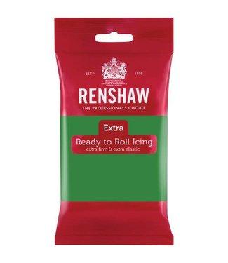 Renshaw Renshaw fondant groen 250 gr.