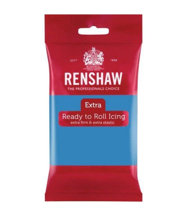 Renshaw Renshaw fondant turquoise 250 gr.