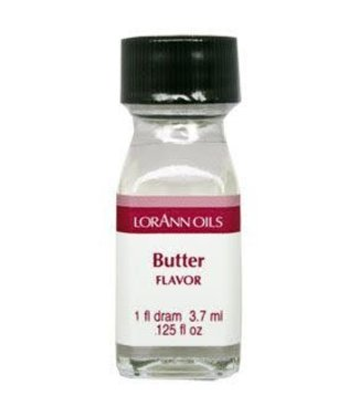 LorAnn LorAnnOils super strenght smaakstof boter 3.7 ml