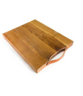 Twents Hout Twents hout hakblok groot food safe 49x40x4 cm