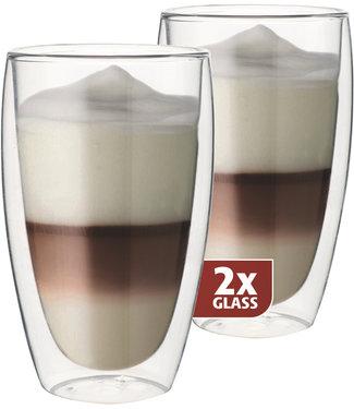 Maxxo Maxxo thermoglas latte 380 ml