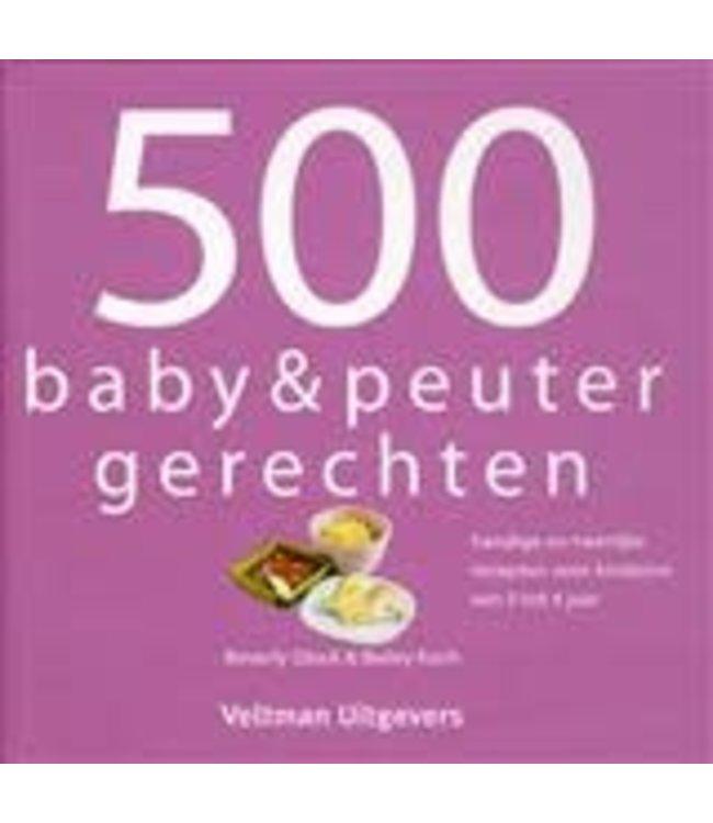 BowlsDishes 500 baby en peutergerechten-Glock/Koch (uitlopend)