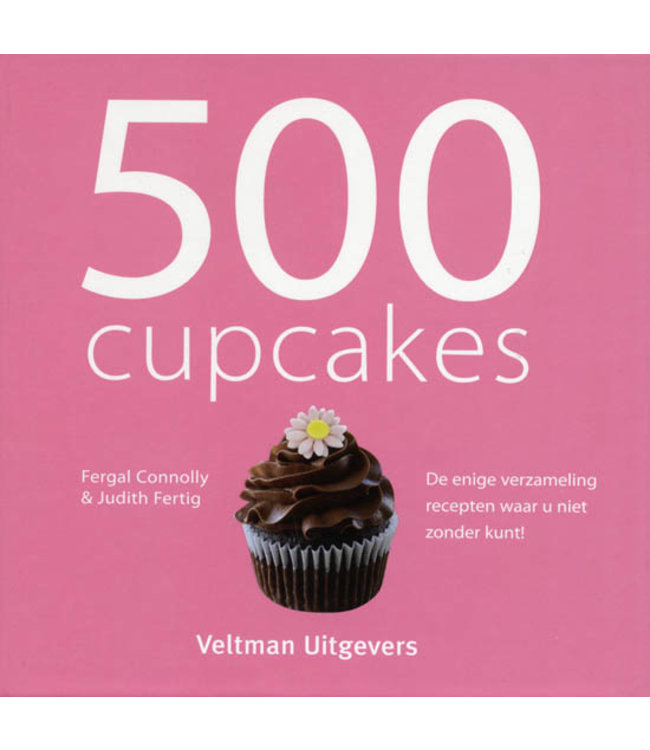 BowlsDishes 500 cupcakes-Conolly/Fertig (uitlopend)