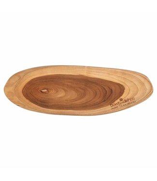 Pure Teak Wood Pure Teak Wood tapasplank 40 cm