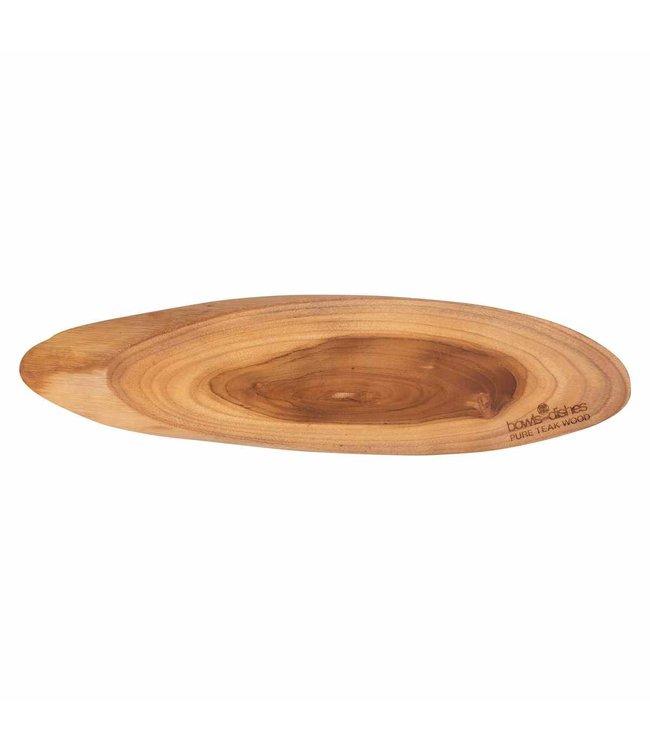 Pure Teak Wood Pure Teak Wood tapasplank 50 cm