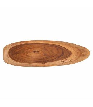 Pure Teak Wood Pure Teak Wood tapasplank 55 cm