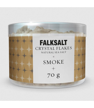 Falksalt Falksalt crystal flakes smoke 70 gr.