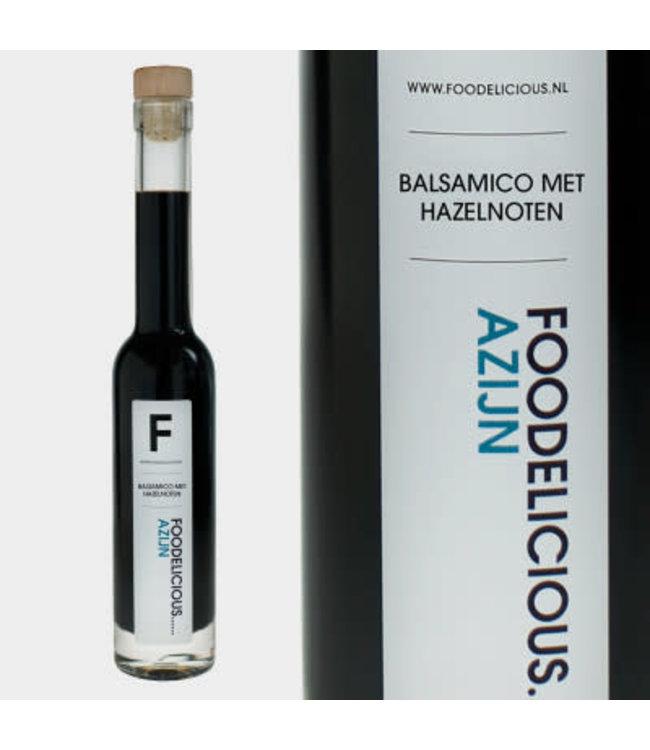 Foodelicious balsamico hazelnoten 9 jr. 225ml