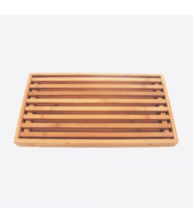 Point-Virgule broodplank bamboe 42x23x3.5 cm