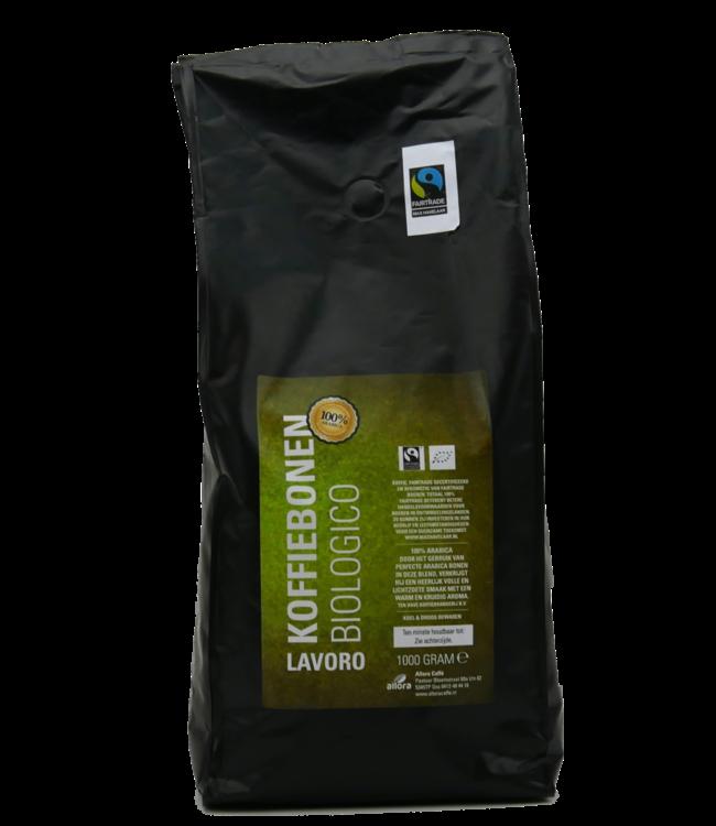 Lavoro Lavoro espressobonen Biologico Arabica 1 kg