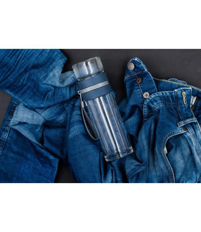 Laguiole T- bottle Denim Blue 300 ml actie