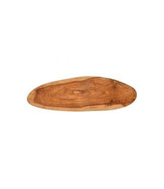 Pure Teak Wood Pure Teak Wood tapasplank 35 cm