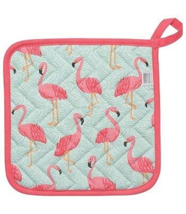 Now Designs Now Designs pannenlap Flamingos