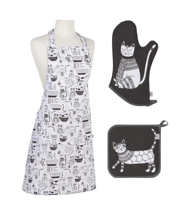 Now Designs Now Designs schort Purr Party/katten