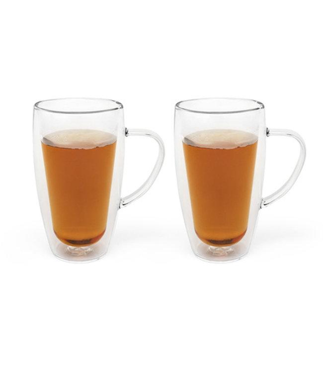 Bredemijer Bredemijer dubbelwandige glazen coffee
