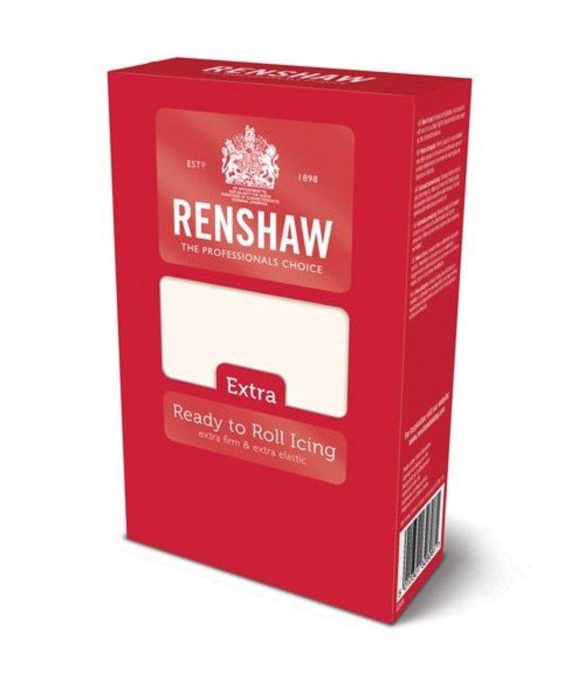 Renshaw Renshaw rolfondant 1 kilogram wit