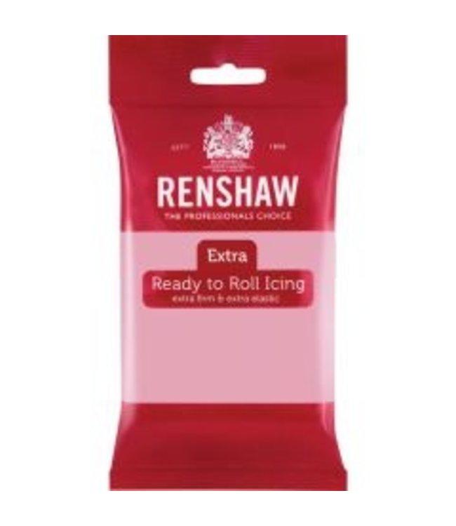 Renshaw Renshaw rolfondant 250 gram pink