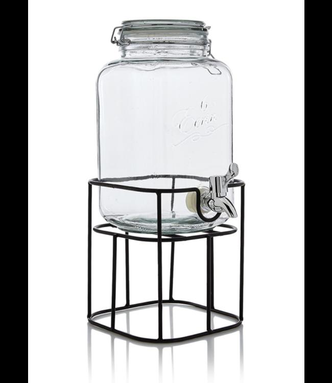 Point-Virgule Point-Virgule drankdispencer met houder 3.6 ltr