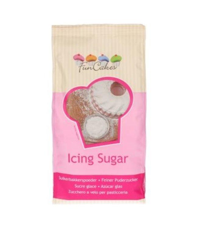 Funcakes Funcakes icing sugar/suikerbakkerspoeder 1 kg