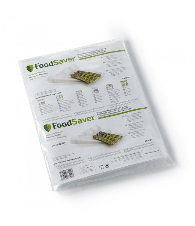 Foodsaver Foodsaver zakken 28.4x36 cm 32 st.