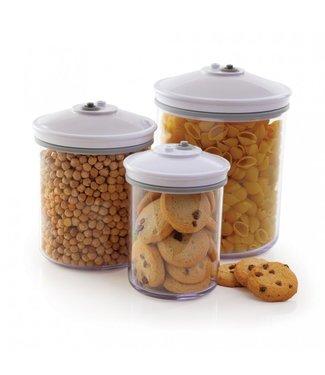 Foodsaver Foodsaver vacumeerpotten 3 stuks
