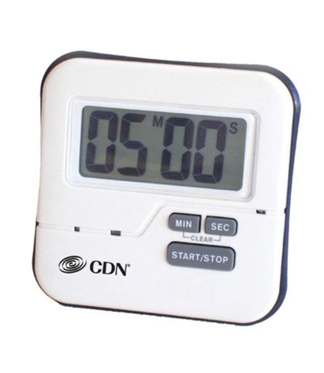 CDN CDN kookwekker digitaal wit waterproof