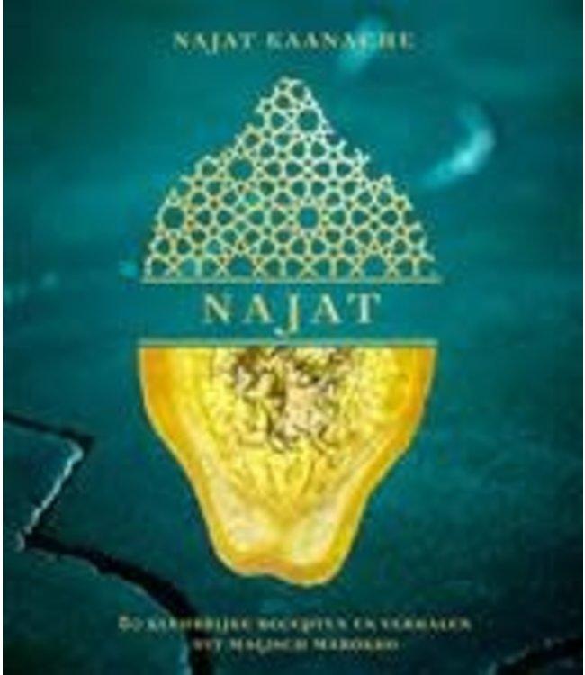 Najat-Najat Kaanache 80 Marokkaanse recepten