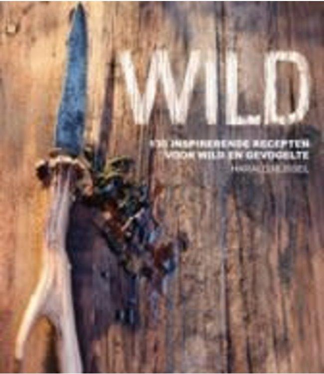 Wild-Harald Russel-130 inspirerende recepten (uitlopend)
