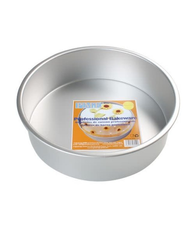 PME taartvorm aluminium rond 20 7.5 cm