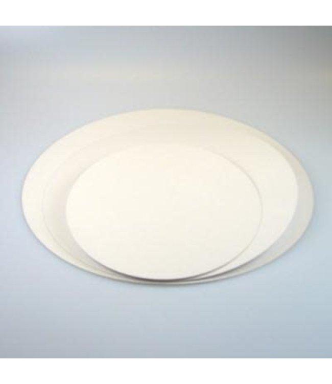 Funcakes Funcakes taartkarton wit vetvrij 28 cm 5 st.