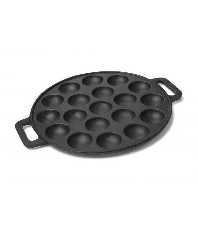 Kitchenbasics Inno Cuisinno poffertjes pan gietijzer