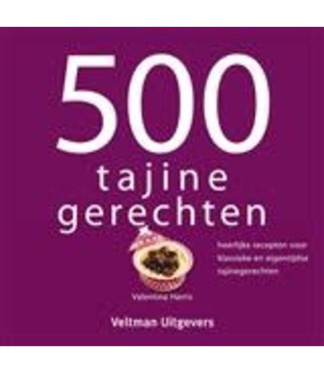 Bowls&Dishes 500 Tajine gerechten