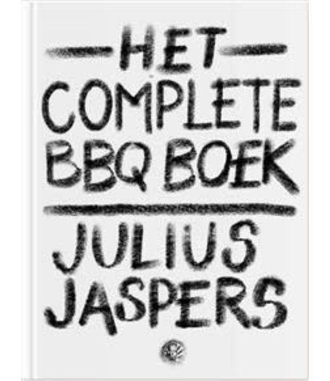 Het complete BBQ boek-Julius Jaspers