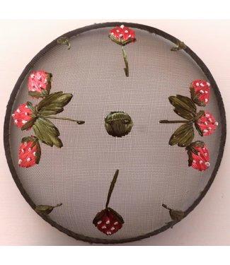 Eva Collection HKS vliegenkap  aardbeien 35.5 cm
