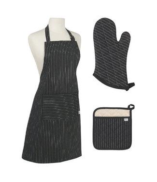 Now Designs Now Designs  schort Pin Stripe zwart