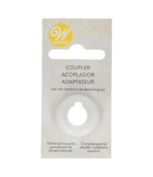 Wilton Wilton standaard adaptor/ coupler