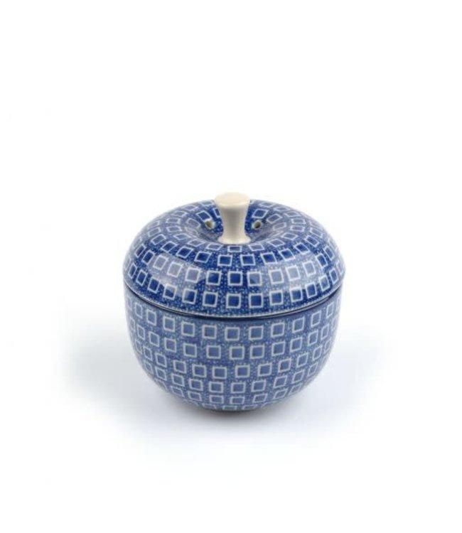 Bunzlau Castle Bunzlau appel pot met deksel Blue Diamond 300 ml