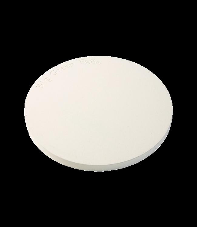 Big Green Egg Baking Stone/ pizzasteen Medium MiniMax Small
