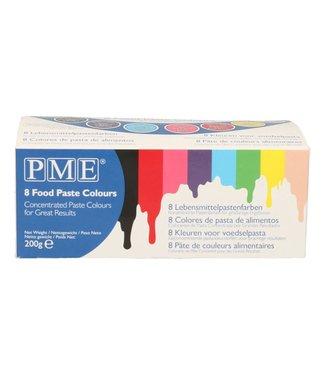 PME PME kleurstof set van 8