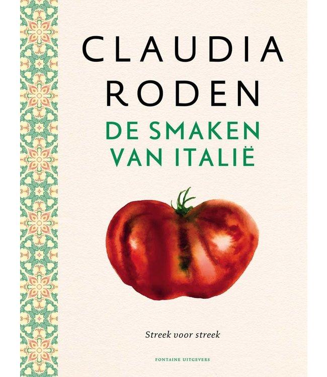 de smaken van Italië  Claudia Roden