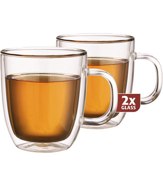 Maxxo Maxxo thermo glass Extra Tea 480 ml