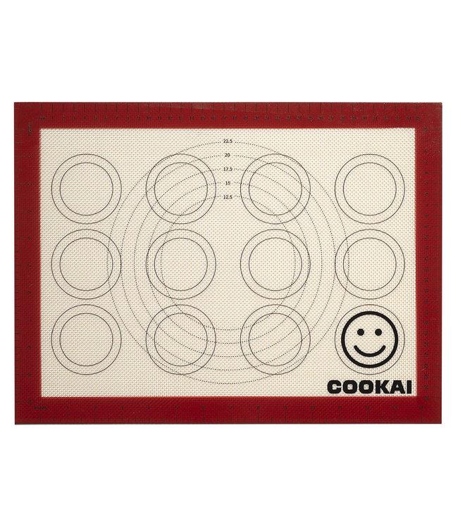 Cookai bakmat siliconen met glasvezel